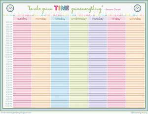 4 weekly schedule printable ganttchart template With 4 week schedule template