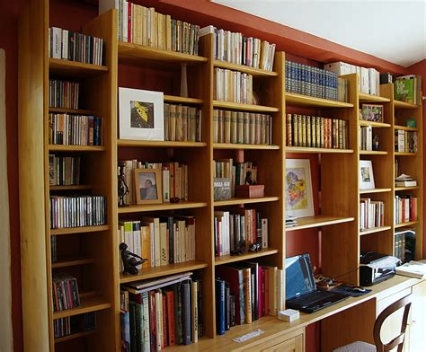 bureau biblioth ue int r aménagement d 39 intérieur et d 39 extérieur en bois le meuble