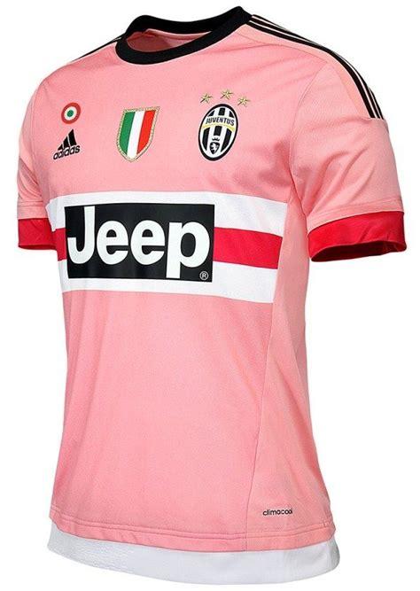 Juventus Pink Jersey