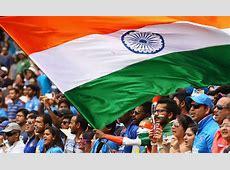 India vs Bangladesh IND players sing national anthem