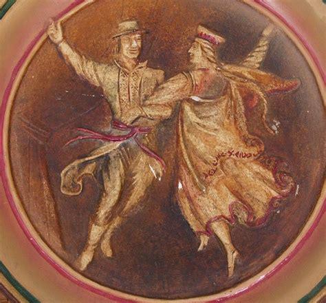 Keramikas sienas šķīvis -
