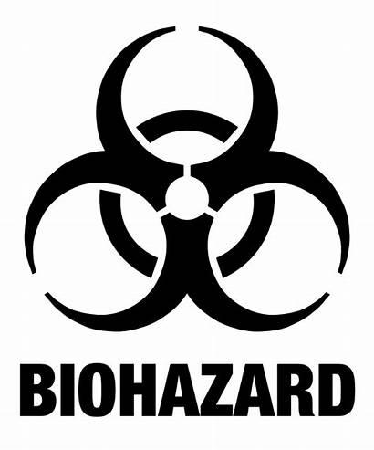 Biohazard Symbol Level Symbols Meaning Transparent Workplace