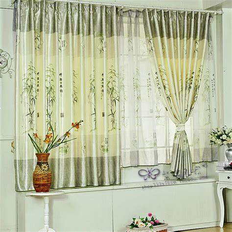 bedroom concept light material curtains for small windows