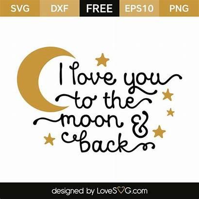 Cameo Svg Silhouette Cricut Moon