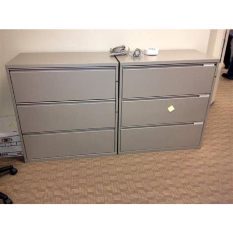 Meridian File Cabinets by Herman Miller Meridian 3 Drawer Lateral File Filing