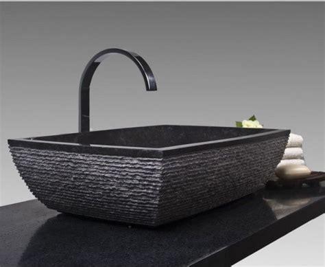 Badezimmer Unterschrank Zum Hängen by Schwarzes Waschbecken F 252 R Das Badezimmer