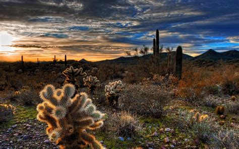 Clouds Landscapes Desert 1920x1200 Wallpaper Nature