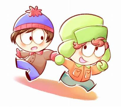 Stan Kyle Park South Marsh Broflovski Deviantart