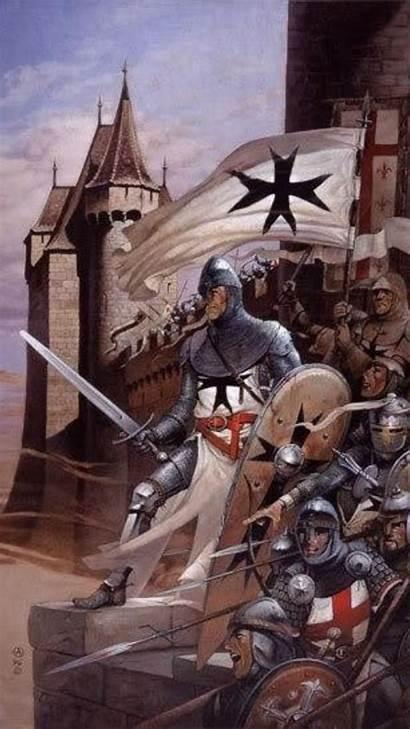 Medieval Wallpapers Knight Crusader Jerusalem Iphone Middle