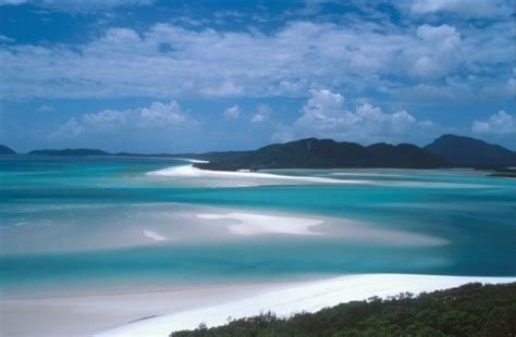 Whitehaven Beach Whitsunday Islands Australia
