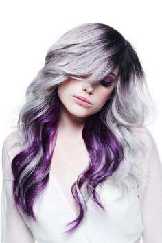 464 meilleures images du tableau cheveux violets en 2019 black hair black to purple hair et