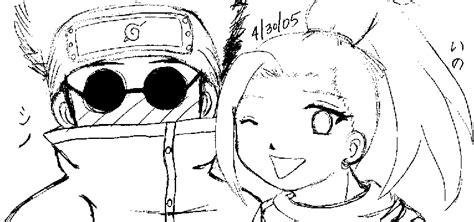 Chibi Shino And Ino By Soybeanchan On Deviantart