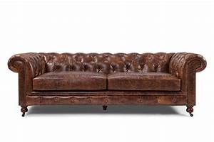 canape chesterfield en cuir kensington rose moore With canapé cuir chesterfield