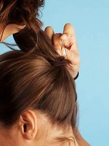 Dünne Haare Dicker Machen : so sieht dein zopf dicker aus haare tricks hochsteckfrisuren anleitung frisuren ~ Yasmunasinghe.com Haus und Dekorationen