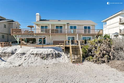 cottage rental st augustine oceanfront rental