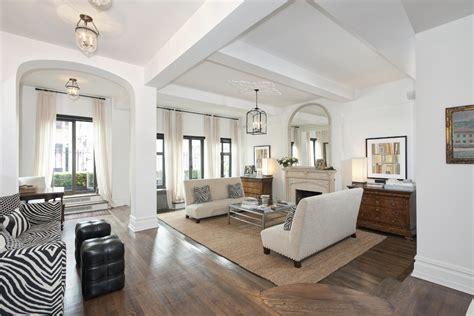 apartments   space enhancing sunken living room