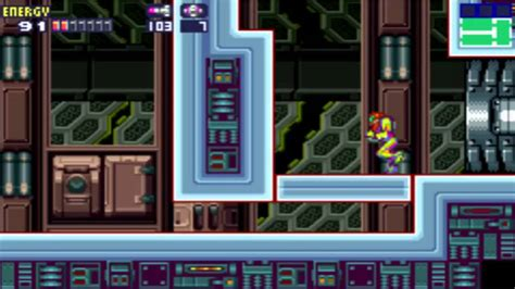 Metroid Fusion Part 10 Central Reactor Core Boss 8