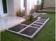 Decoración de jardín con piedras para tu casa Jardin