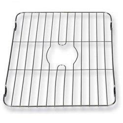 stainless steel sink protector mats better houseware large sink protector stainless steel