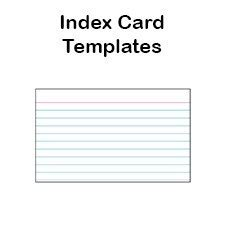 index card template   aashe