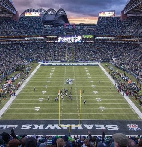 toyota fan deck tickets charitybuzz ultimate seattle seahawks package for 4 pre