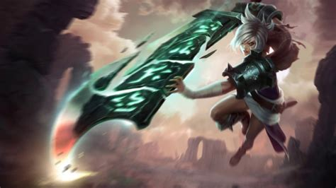 Legend Of Animated Wallpaper - league of legends riven animated wallpaper