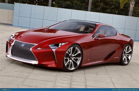 lexus hybrid 2012 ausmotive com detroit 2012 lexus lf lc concept