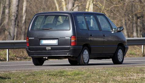 meilleur siege auto 1 2 3 test essais renault espace 2 de 1991 1996 2 1 td 90 2