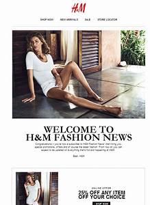 H M Newsletter : h m welcome welcomeemails emailmarketing email ~ A.2002-acura-tl-radio.info Haus und Dekorationen