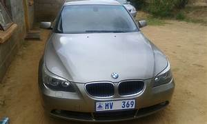 Bmw 5 Series Questions - Transmission Fault