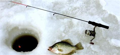 options  building  custom ice fishing rod mud hole blog