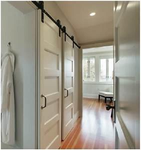 sliding barn doors With 5 panel glass barn door