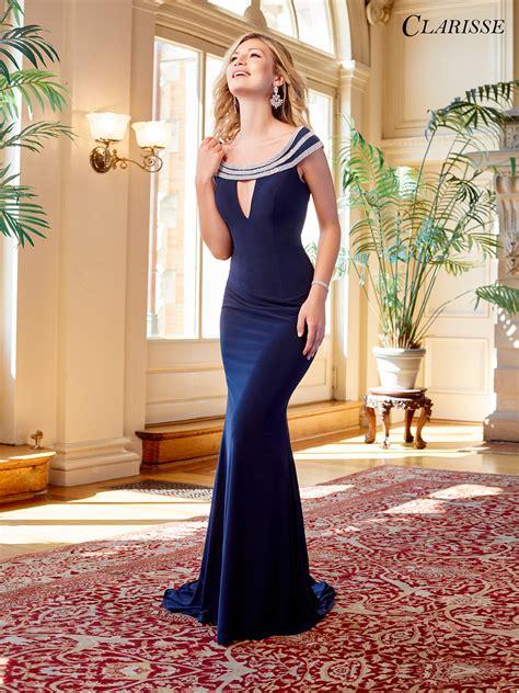 2018 Prom Dress Clarisse 3409 | Promgirl.net