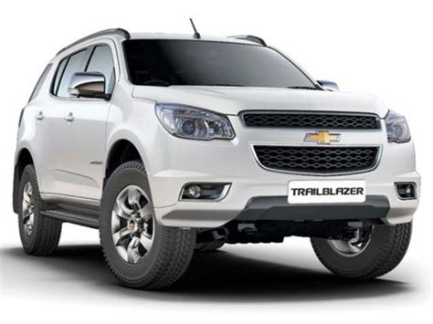 New Chevrolet Suv Cars In India Drivespark