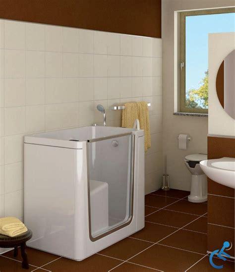 Vasche Da Bagno Per Disabili Costi by Prezzo Vasche Con Porta Per Anziani E Disabili Prezzo