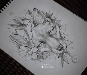 Ideen Zum Zeichnen : pin by ghosty error on zeichnen pinterest fuchs tattoo zeichnungen and ideen f rs zeichnen ~ Yasmunasinghe.com Haus und Dekorationen