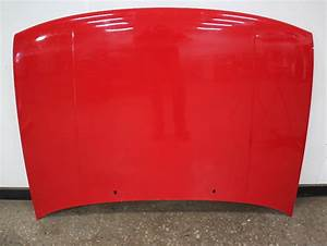 Genuine Hood 93-99 Vw Jetta Mk3 - Ly3d Tornado Red