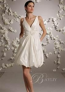 Robe Courte Mariée : robe courte pour mariage ~ Melissatoandfro.com Idées de Décoration