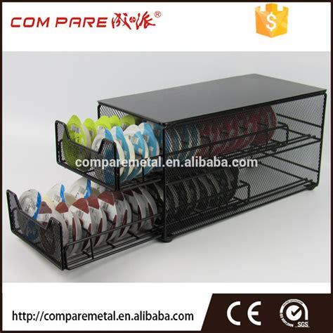 tassimo dosette de caf 233 t disque capsule tiroir de stockage pour 64 t disques porteurs