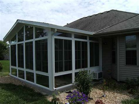 The Sunroom Springfield Il by Cathedral And Gable Sunrooms Installation Springfield