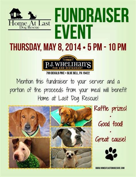 Home At Last Rescue by It S Fur The Dogs Home At Last Rescue Fundraiser
