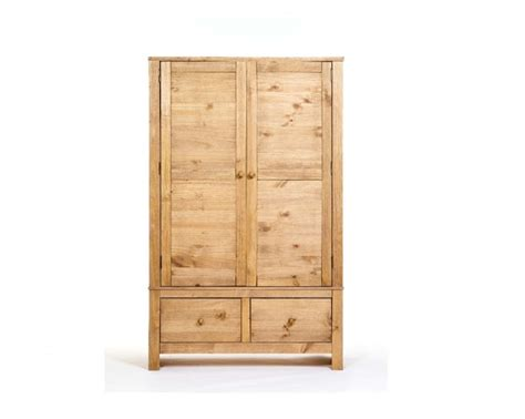 Core Hacienda Waxed Pine 2 Door 2 Drawer Wardrobe By Core Products Oak Chest Of Drawers South Africa How To Make Your Own Dividers For Trundle Drawer Crib 18 Inch Undermount Slides Under Desk Black Tall Bedroom Style Microwave Dimensions Kitchen Accessories India