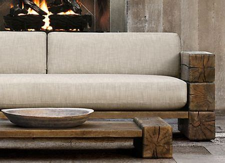 rustic outdoor sofa furniture nature and style on Rustic Outdoor Sofa