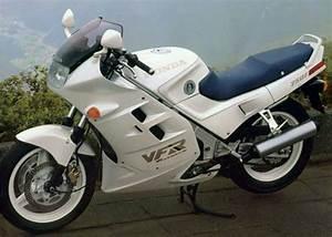 Honda Vfr750f Rc24 1986