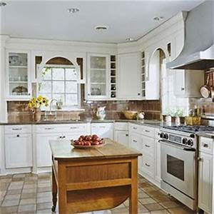 My Sweet Savannah: L-shaped kitchen