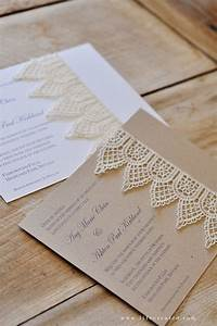 Craftaholics anonymousr 10 tips for making diy wedding for Pictures of handmade wedding invitations