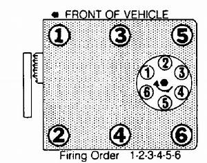 What Is The Firing Order For 83 S10 V6 2 8