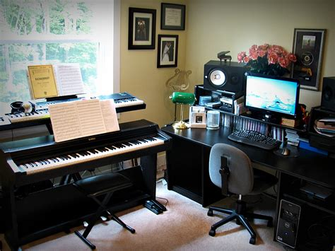 Building Your Own Home Studio  Musical Meanderings