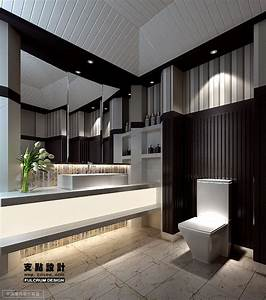Black and white bathroom interior design ideas for Black and white bathrooms images