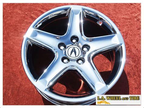 Acura Tl Oem Wheels by L A Wheel Chrome Oem Wheel Experts Acura Tl Oem 17